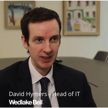 David Hymers - Head of IT