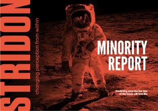 Stridon E Book Minority Report