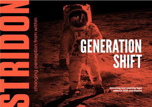 Stridon E-book Generation Shift